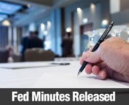 Fed Meeting Minutes Released
